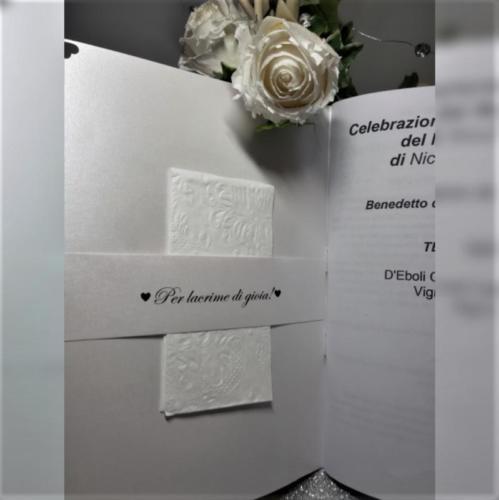 LIBRETTO MESSA MATRIMONIO INSERTO