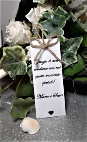 SEGNAPOSTO MATRIMONIO CARTELLI 5