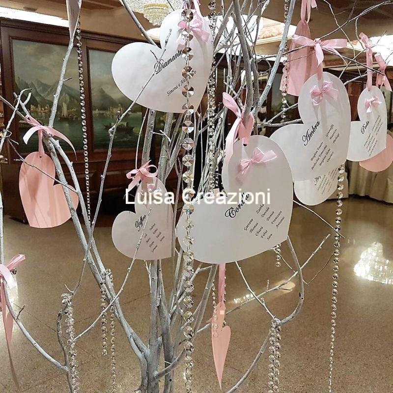 Tableau Matrimonio Tema Diamanti : Tableaumariage u2013 luisa creazioni