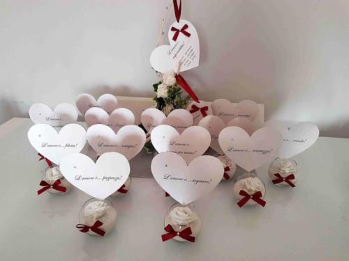 TABLEAU MARIAGE MATRIMONIO CUORI 3