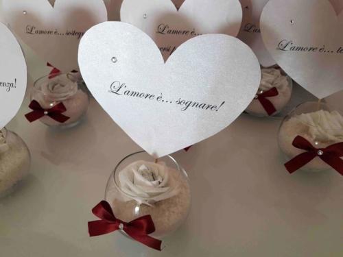 TABLEAU MARIAGE MATRIMONIO CUORI 4