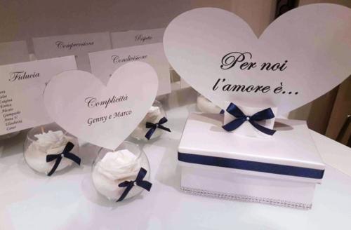 TABLEAU MARIAGE MATRIMONIO CUORI 5