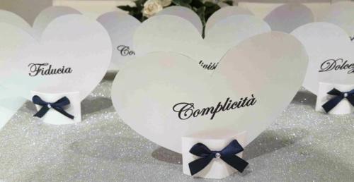 TABLEAU MARIAGE MATRIMONIO CUORI 6