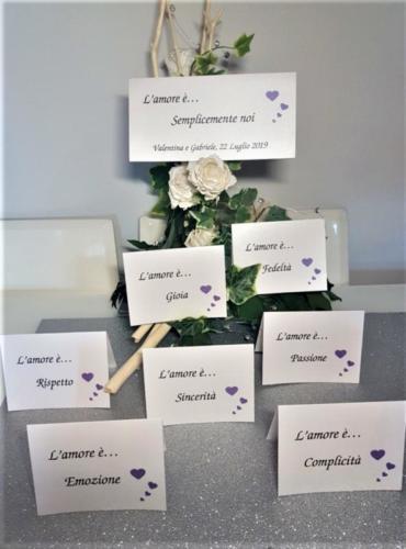 TABLEAU MARIAGE MATRIMONIO 1